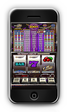 one hundred pay slots machine